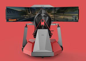 动感模拟赛车